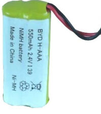 CORDLESS PHONE BATTERY CORUN AAA800*2  2.4v 800mAh