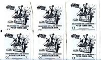 ♥ Lot de 6 BOOSTERS de Cartes PITCH Collection SPORT 2011/2012 (Neufs) Français