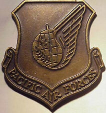 Pacific Air Forces Medal  Medallion