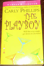 THE PLAYBOY by CARLY PHILLIPS 2003 PB 1ST