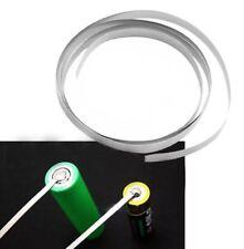 5M tira de níquel cromado cinta 8mm X 0.15mm Li 18650 batería Soldadura por puntos de soldadura