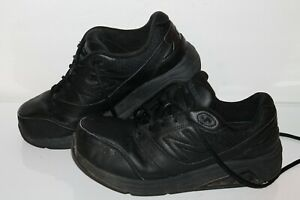 New Balance 928v3 Walking Shoes, #WW928BK3, Leather, Black, Womens 10 2E XWide