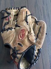 "Rawlings PROS15ICB 11.5"" Pro Preferred Baseball Glove Right Hand Throw GUC"