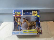 Disney Toy Story 3 WOODY & BULLSEYE ROUNDUP PACK NRFB