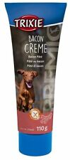 Pet Dog Puppy Treat Food Pate Paste with Bacon - Gluten Free 110 gr by TRIXIE