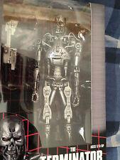 Terminator endoskeleton  6 inch  figure  set