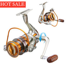 12Bb Ball Bearing Fishing Spinning Reels Saltwater Freshwater Left Right Hand Us