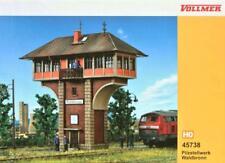 Vollmer 45738 ( 5738 ) H0 - Pilzstellwerk NEU & OvP