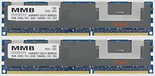 32GB (2X16GB)DDR3 PC3-8500 ECC REG DIMM 240-PIN 1066MHZ ***FOR SERVERS***
