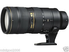 NEW NIKON AF-S NIKKOR 70-200mm f/2.8G ED VR II (70-200 mm f/2.8 G)*Offer