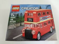 Lego 40220 Creator London Bus BRAND NEW SEALED