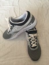 Nike Air Max Trainers Zero Essential  Black White Wolf Grey UK 10 New