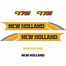 C175 Decals Stickers New Holland Repro C175 Decals Stickers