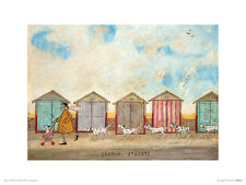 Sam Toft (Spotty Joggers) Art Prints PPR44462  ART PRINT 30cm x 40cm