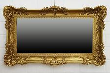 Specchio IN Stile Barocco da Parete Oro Salonspiegel 96x57 Antico 1