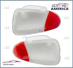 NEW OEM FORD F150 LH RH INTERIOR LAMP REFLECTORS F65Z13B724AA F65Z13B725AA