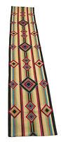 Chief Blanket Southwestern Desert Design Table Runner 13x72 inches