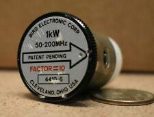 4410a Bird thruline wattmetri elemento 4410-13 100mw-100w 200-500 MHz