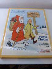 HERGE,TINTIN ,CATALOGUE DE VENTE TAJAN 1998, PLANCHE LOTUS BLEU (car03)