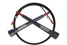 Adjustable Speed Jump Rope - Cable Protector Kit, No Tangle, Boxing MMA Fitness