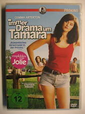 IMMER DRAMA UM TAMARA - DVD - OVP - GEMMA ARTERTON