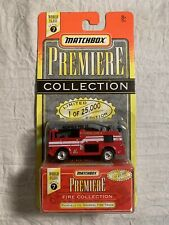 Matchbox Premiere Collection Series 7 34310 Richfield Co. Snorkel Fire Truck