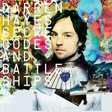 Darren Hayes - Secret Codes And Battle Ships CD 2014 NEW/SEALED