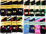 10 Pairs Men's Designer HIGH LIFE Leaf Cotton Rich Sport Socks Adults Size 6-11