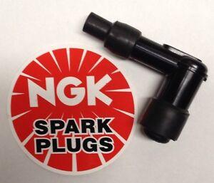 SPARK PLUG CAP NGK HONDA  Z50 QA50 CT70 SL70 XR75 Z50R XL70 90 degree 5k
