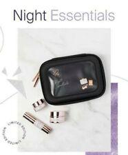 Monat *Night Essential * limited edition travel bag set. Monat skincare