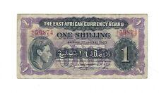 East Africa - 1943, 1 Shilling