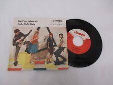 Hallo , Hully-Gully - 1963 - Vinyl Single AMIGA 450424 - fast unbespielt