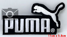 #1177 Puma Sports Brand new Iron Sew on Embroidered Patch UK Seller