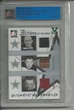 Shore Thompson Joliat ITG Ultimate Vault 1/1 on UM6 3 Stars / Game. Emerald Logo