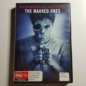 Paranormal Activity: The Marked Ones | DVD Movie | Horror | 2014 | Jorge Diaz