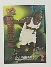 1997-98 Z-Force #122 God Shammgod RC