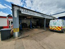 GARAGE,RECOVERY,TYRE BUSINESS FOR SALE ONLY 60K.GREAT INVESTMENT OR PARTNERSHIP