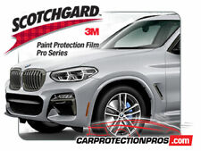2018-2020 BMW X3 3M Pro Series Clear Bra Front Bumper Paint Protection Kit