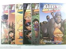 The Adventures of Barry Ween BOY GENIUS Monkey valle # 1-6 completa (taceva, lingua inglese