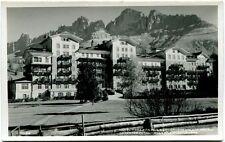Primi '900 Gruppo Catinaccio Trento Hotel Carezza Lago Monti FP B/N