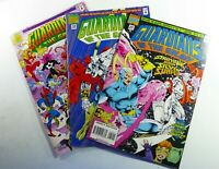 Marvel GUARDIANS OF THE GALAXY (1990)#57 59 60 FN to VF LOW PRINT RUN Ships FREE