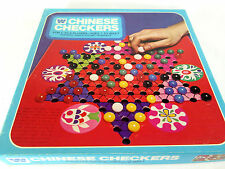 Vintage 1973 Chinese Checkers game by Whitman, no. 4717  (complete)