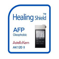 LCD Screen Protectors Clear Film For Astell&Kern AK120 II Full Body Sets AFP
