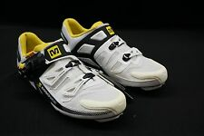MAVIC ZXELLIUM Carbon Fiber Road Bike Shoe Cycling Shoes 3 bolt white