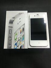 New Apple iPhone 4s 64GB White (Unlocked) ROM 3.5'' 8MP Dual Core 3G GSM WCDMA