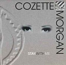 New: Morgan, Cozette: Stay With Me  Audio Cassette