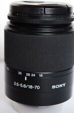 Sony 18-70mm f 3.5-5.6  lens  FIT TO ALL SONY ALPHA DIGITAL SLR CAMERA