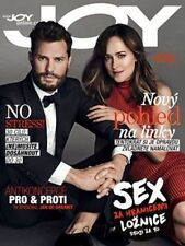 Jamie Dornan Dakota Johnson JOY 2 2017 feb fifty shades of grey Full-Cover