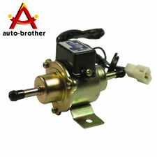 New Electric Fuel Pump 12V Low Pressure Gas Diesel Universal