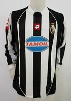 MAGLIA CALCIO JUVENTUS 2002/2003 MATCH NR.5 FOOTBALL ITALY SOCCER MAILLOT I108